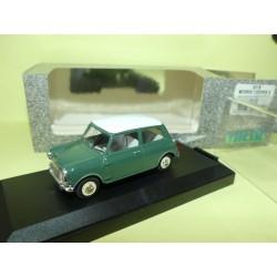 MORRIS COOPER S 1963 Vert et toit blanc VITESSE L013 1:43
