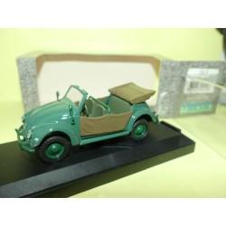 VW COCCINELLE 1948 POLIZEI Modèle 4*4 VITESSE 414 B 1:43