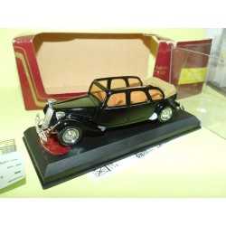 CITROEN TRACTION FAMILIALE 15 CV DECOUVRABLE ELYSEE 526 1:43
