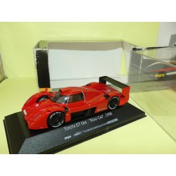 TOYOTA GT ONE ROAD CAR 1998 Rouge ONYX XLM99015 1:43