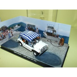 AUSTIN MINI MOKE J. BOND LIVE AND LET DIE ALTAYA 1:43