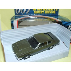 ASTON MARTIN DBS On Her Majesty's Secret Service CORGI TY07001 James BOND 007 1:36
