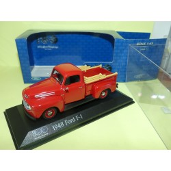 FORD F1 PICK UP 1948 Rouge MINICHAMPS 1:43