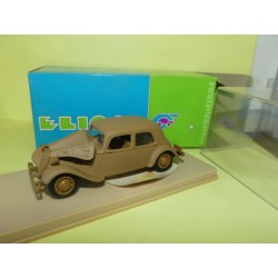 CITROEN TRACTION 11 BL 1942 MILITAIRE ELIGOR 1032 1:43