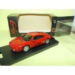 FERRARI 348 TB Rouge BANG 8005 1:43