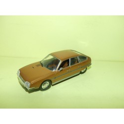 CITROEN CX 2400 PRESTIGE 1976 Marron ALTAYA 1:43