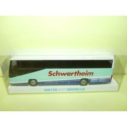 AUTOCAR CAR VOLVO B12 500 SCHWERTHEIM RIETZE HO 1:87 64605
