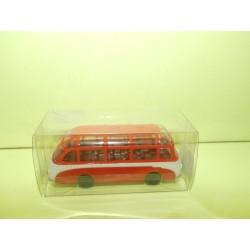 AUTOCAR CAR SETRA S6 Rouge Et Blanc BAYERN HO 1:87 09988