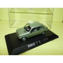 RENAULT 7 TL 1979 Vert SIETE NOREV Collection M6 1:43