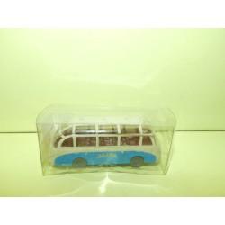 AUTOCAR CAR SETRA S6 Bleu et Blanc BAYERN IMU HO 1:87 09988