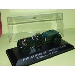 BENTLEY SPEED SIX N°1 LE MANS 1929 ALTAYA 1:43 1er