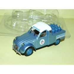 CITROEN 2CV N°005 PICK UP BUTAGAZ NOREV 1:43 coque