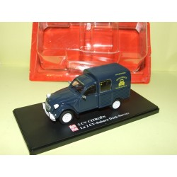 CITROEN 2CV N°073 DUCK SERVICE AUTO PLUS 1:43