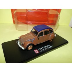 CITROEN 2CV N°094 ROUILLE AUTO PLUS 1:43