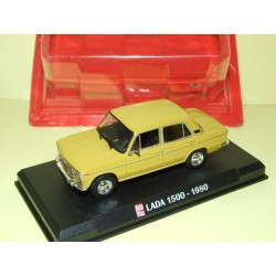LADA 1500 1980 Moutarde AUTO PLUS 1:43
