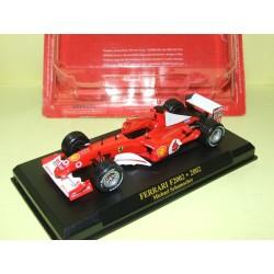 FERRARI F2002 GP 2002 M. SCHUMACHER FABBRI 1:43