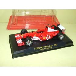 FERRARI F2003 GA GP 2003 M. SCHUMACHER FABBRI 1:43
