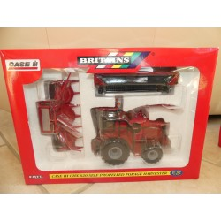 TRACTEUR CASE IH CHX 620 SELF PROFELLED FORAGE HARVESTER BRITAINS 40811 1:32