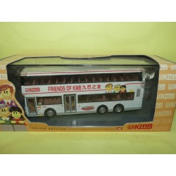 CAR BUS KOWLOON MOTOR BUS 2001 HONG KONG KMB CORGI 43226 1:76