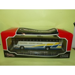 CAR BUS PLAXTON PREMIERE TELLINGS GOLDEN CORGI OM43308 1:76