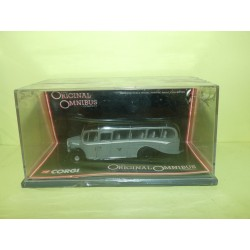 CAR BUS BEDFORD OB SEAGULL COACHES CORGI 42605 1:76
