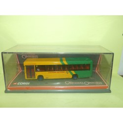 CAR BUS DENNIS DART EASTERN NATIONAL CORGI 42802 1:76