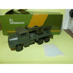 DODGE SIGNAL CORP MILITAIRE SOLIDO 1:50