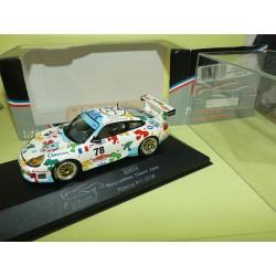 PORSCHE 911 GT3R N°78 LE MANS 2000 ONYX XLM99044 1:43 Abd