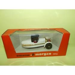 MORGAN CYCLECAR 1923 Blanc BRUMM R2 1:43