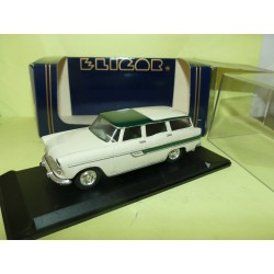 SIMCA BREAK MARLY 1960 Beige et vert ELIGOR 1342 1:43