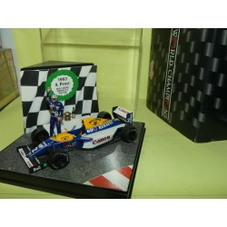 WILLIAMS RENAULT GP 1983 A. PROST QUARTZO WC04 1:43 1er