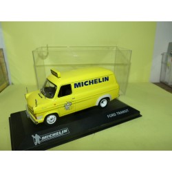 FORD TRANSIT MICHELIN ALTAYA 1:43