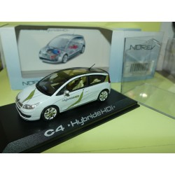 CITROEN C4 COUPE HYBRID Hdi NOREV 1:43