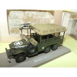 DODGE WC63 MILITAIRE ATLAS N°016 1:43