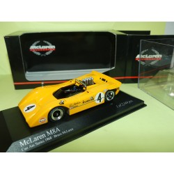 McLAREN M8A N°4 CAN AM SERIE 1968  MINICHAMPS 1:43
