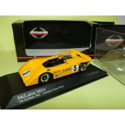 McLAREN M8A N°5 CAN AM SERIE 1968 HULME  MINICHAMPS 1:43