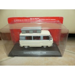 CAMPING CAR COMMER MAIDSTONE 1966 IXO PRESSE 1:43