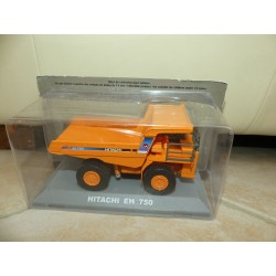 ENGIN DE CHANTIER HITACHI EH 750 IXO PRESSE 1:72
