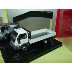 NISSAN CABSTAR CAMION BENNE Blanc  J-COLLECTION 1:43