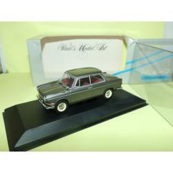 BMW 700 LS 1962-1965 Gris Foncé MINICHAMPS 1:43