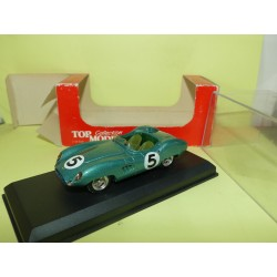 ASTON MARTIN DBR1 N°5 LE MANS 1959  TOP MODEL TMC114 1:43 1er