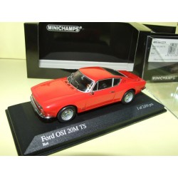 FORD OSI 20M TS 1967 Rouge MINICHAMPS 1:43