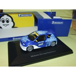 RENAULT CLIO V6 DRIVING EXPERIENCE MICHELIN UNIVERSAL HOBBIES 1:43