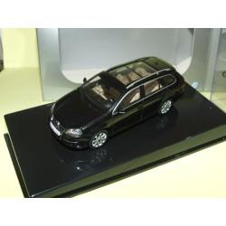 VW GOLF V VARIANT Noir AUTOART 1:43