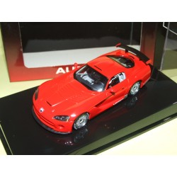 DODGE VIPER COMPETITION COUPE Rouge  AUTOART 1:43