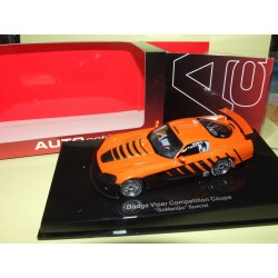 DODGE VIPER COMPETITION COUPE GoManGo Special  AUTOART 1:43