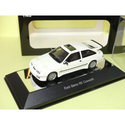 FORD SIERRA RS COSWORTH Blanc AUTOART 1:43