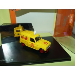 RENAULT 4 F4 SHELL NOREV 1:43