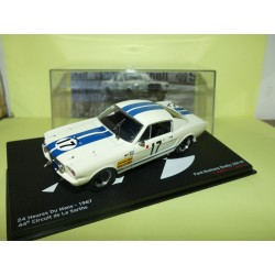FORD MUSTANG SHELBY 350 GT N°17 LE MANS 1967 ALTAYA 1:43