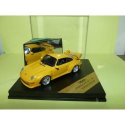 PORSCHE 911 GT SPEEDGELB Jaune VITESSE 064A 1:43